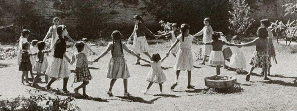 Girls joins the NPH family in 1959