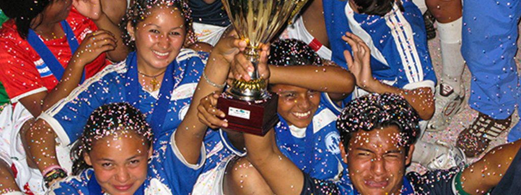 First Annual NPH International Soccer Tournament hosted at NPH El Salvador in 2007