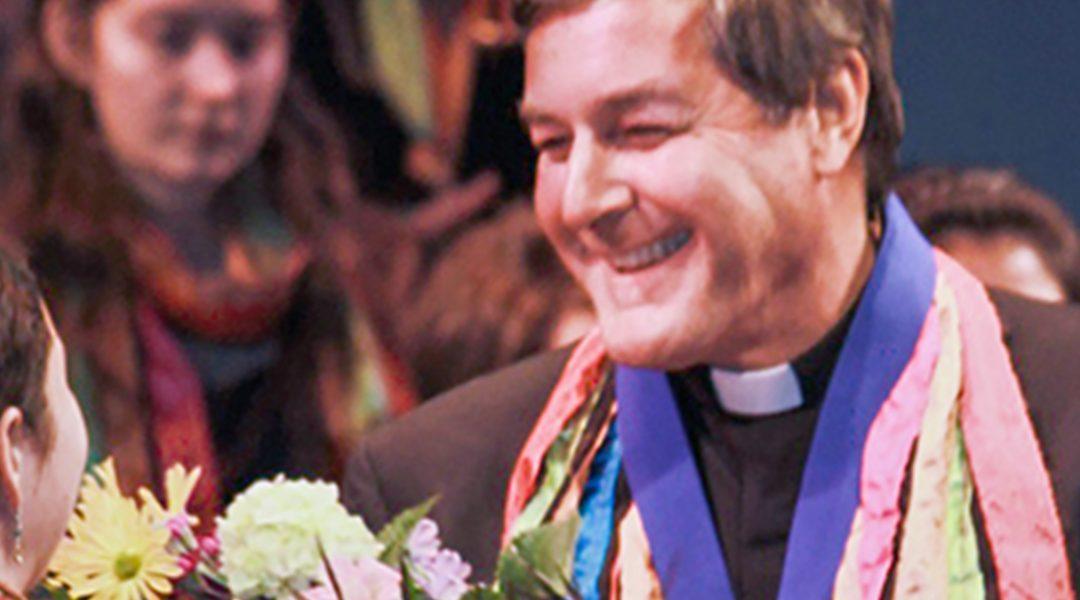 Fr. Rick Frechette, CP, DO, President of NPH Haiti, wins prestigious international Opus Prize