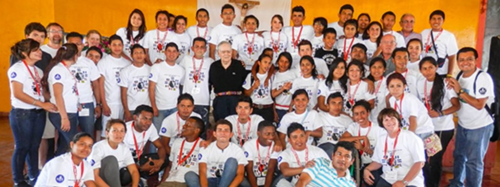 NPHI Family Services Fifth Annual Youth Development Conference hosted in NPH Nicaragua.