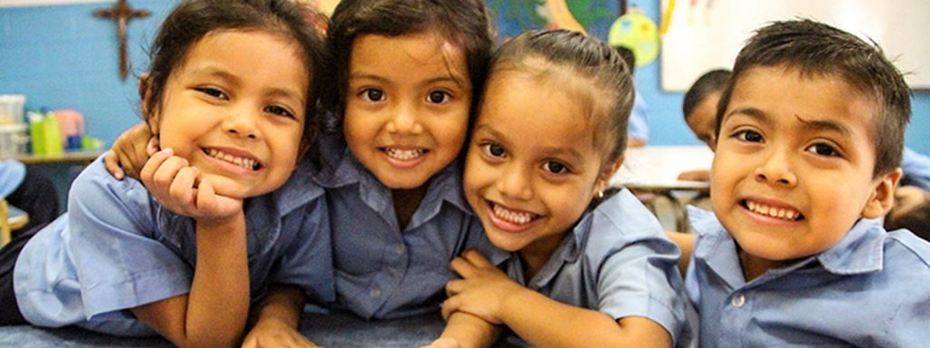 NPH OneFamily program comes to Honduras where the first children are reintegrated into their families in 2017