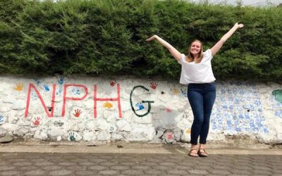 Volunteer Promotes Inclusion of Special Needs Children at NPH Guatemala
