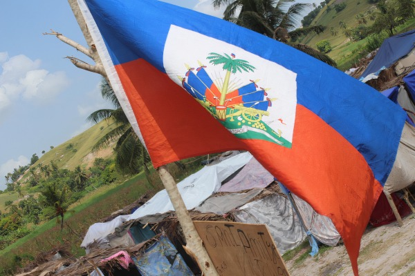 Let Us Stand United with Haiti