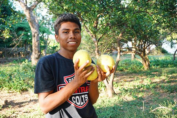 Josué: Dedicated to Building Sustainable Skills