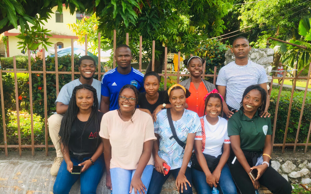 NPH Graduate Supports Victims of the Haiti Earthquake